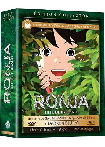 Ronja, Fille de Brigand-La série complète [Blu Ray] [Édition Collector] 1